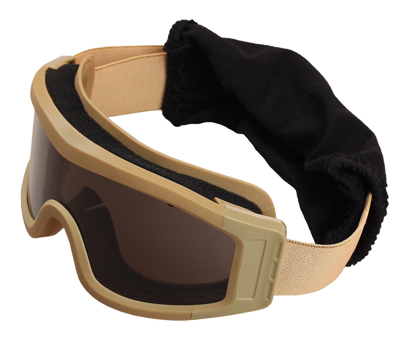 Заказать лучшие тактические очки хаки-песок  по лучшей цене