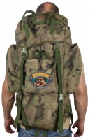 Лучший камуфляжный рюкзак с нашивкой Лучший Охотник