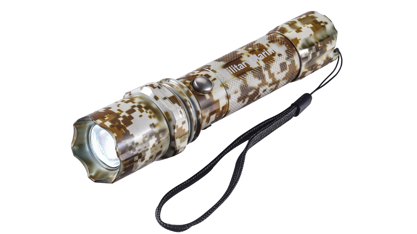 Лучший мини-фонарик Military Marine