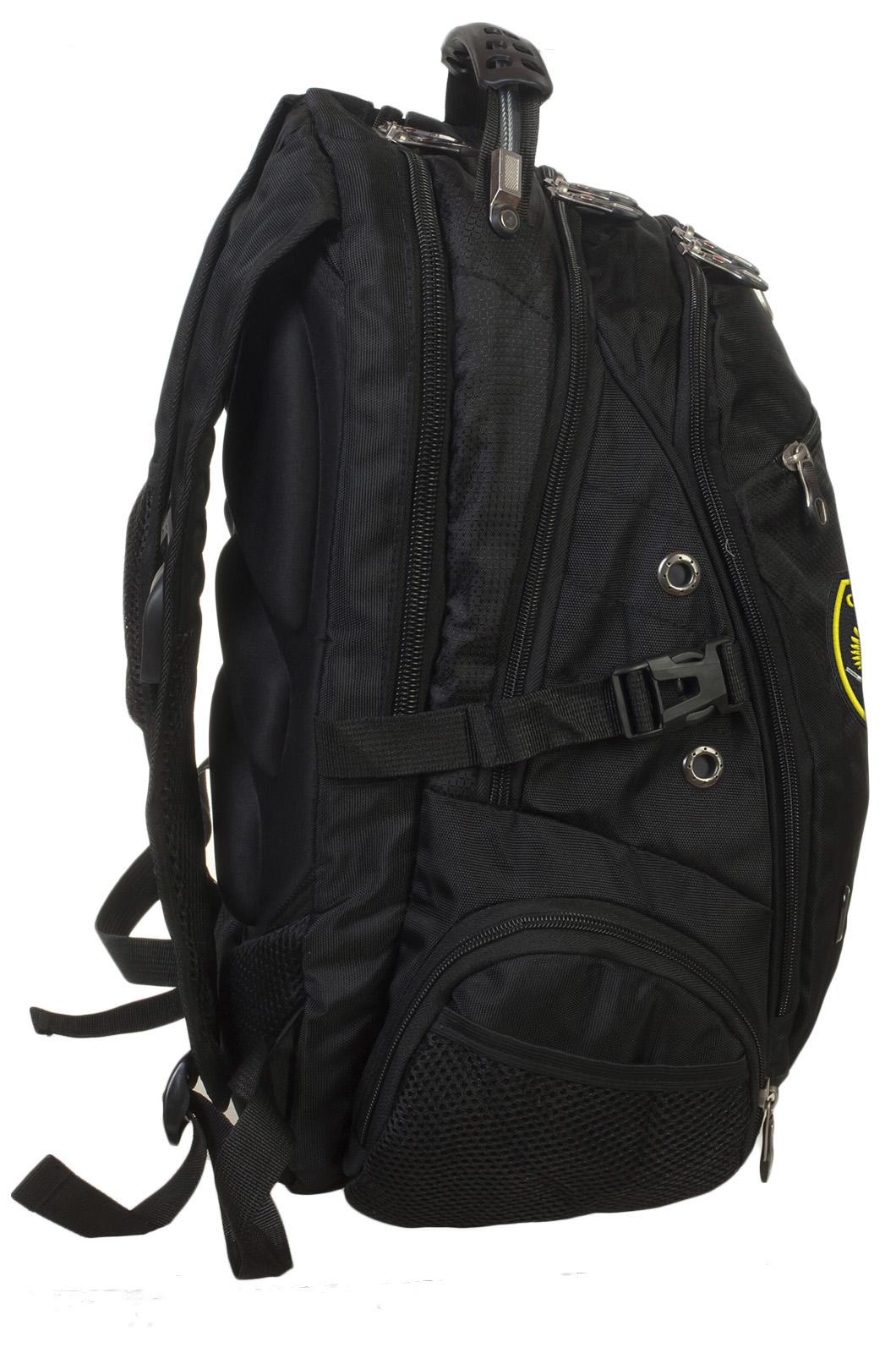 Заказать лучший мужской рюкзак с шевроном Охотничьих войск