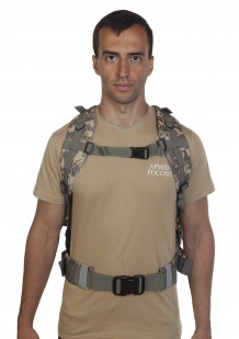 Лучший рюкзак для мужчин-любителей активного отдыха (камуфляж ACU) с доставкой