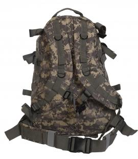 Лучший рюкзак для мужчин-любителей активного отдыха (камуфляж ACU)  недорого