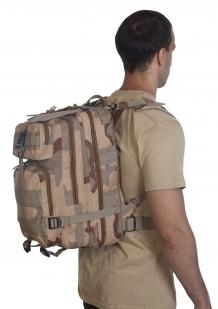 Лучший рюкзак для похода камуфляжа 3-color Desert - заказать онлайн