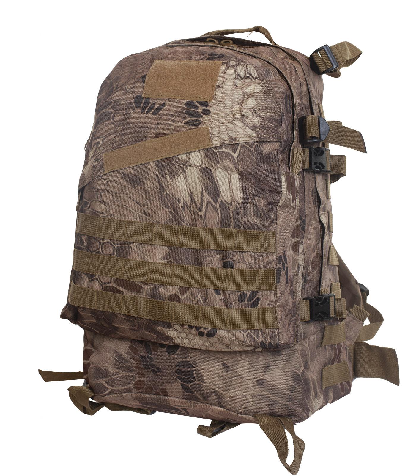Лучший тактический рюкзак камуфляжа Krуptek