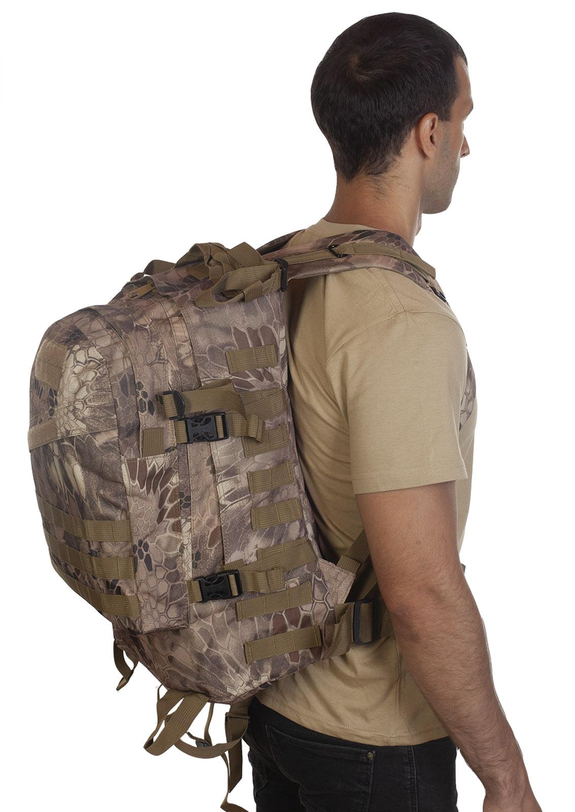 Лучший тактический рюкзак камуфляжа Krуptek - купить онлайн