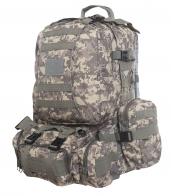 Лучший тактический рюкзак для длительных походов камуфляжа ACU
