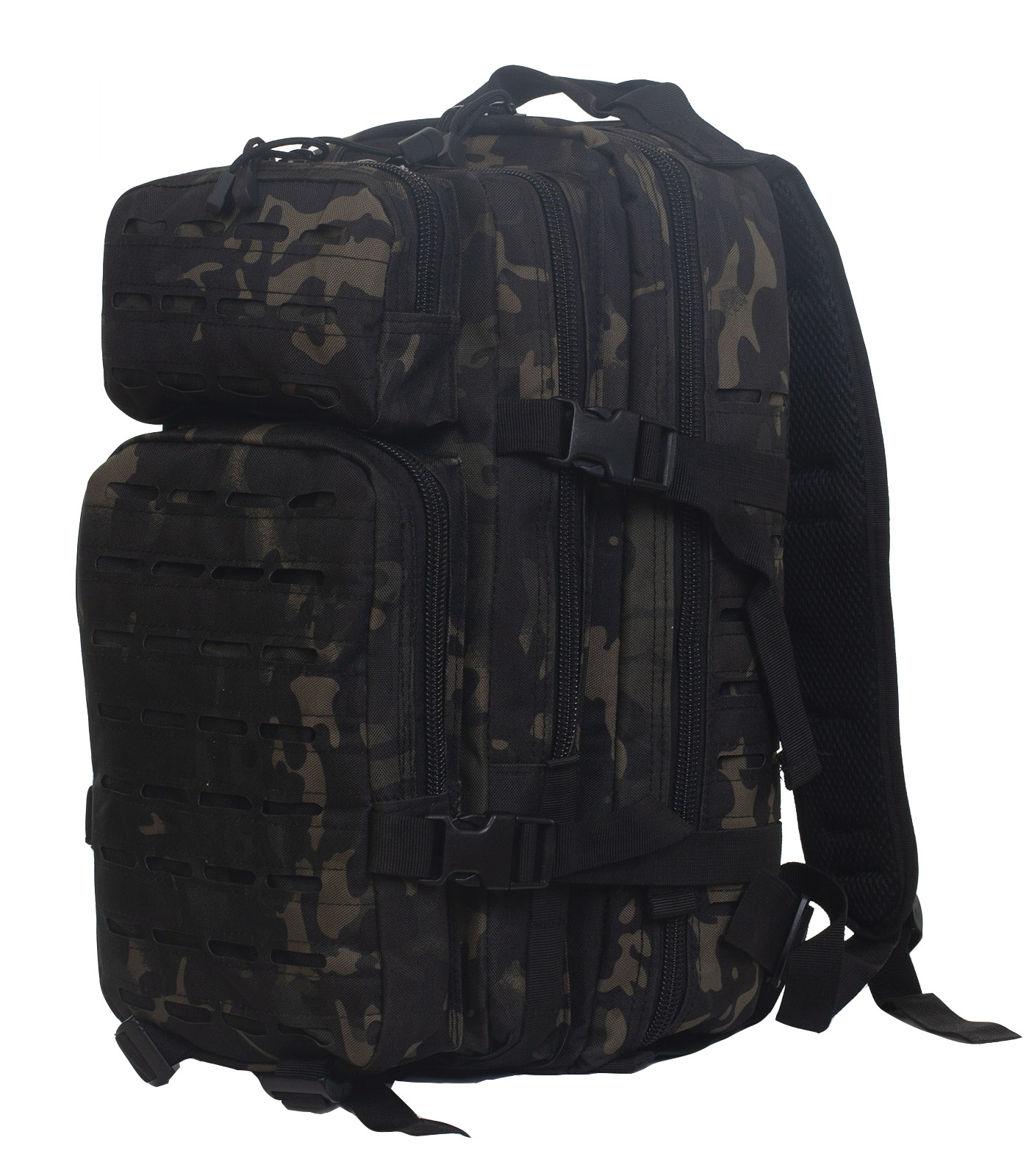 Лучший тактический рюкзак камуфляжа Black Multicam