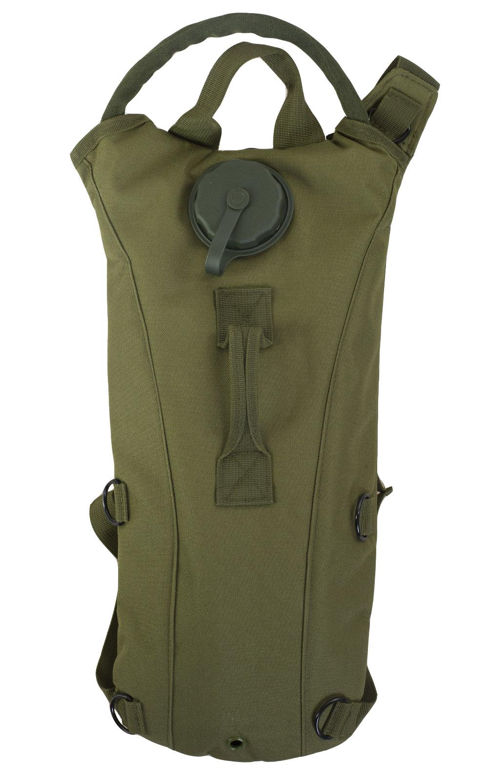 Тактический рюкзак с гидропаком MOLLE