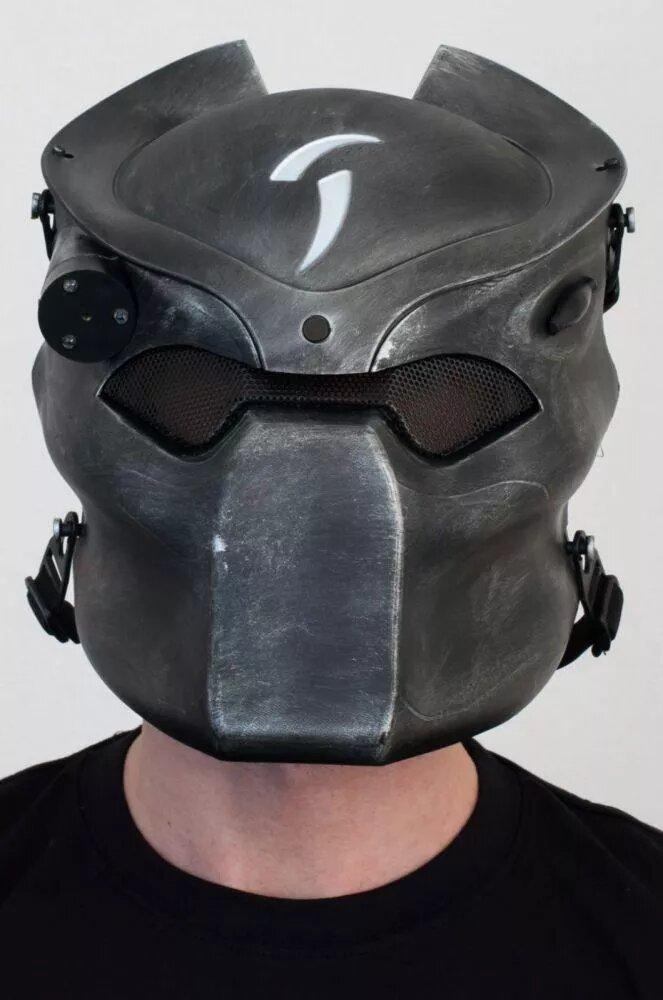 """Лучший тактический шлем """"Хищник"""""""