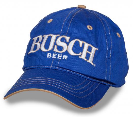 Классная бейсболка Busch Beer