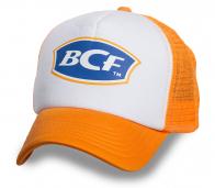 Фирменная бейсболка от BCF