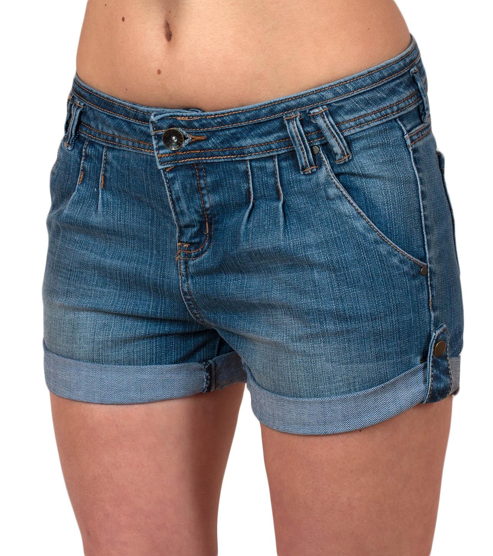 Люксовые джинсовые шорты Emodues Vegas