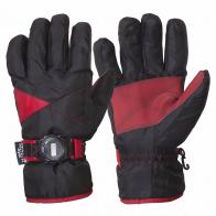 Лыжные беговые перчатки Thinsulate с часами