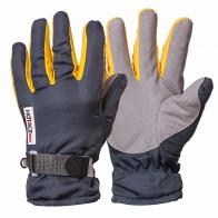 Лыжные ветрозащитные перчатки на флисе и тинсулейте от HOTACE PRO