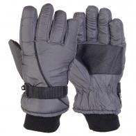 Лыжные утепленные перчатки
