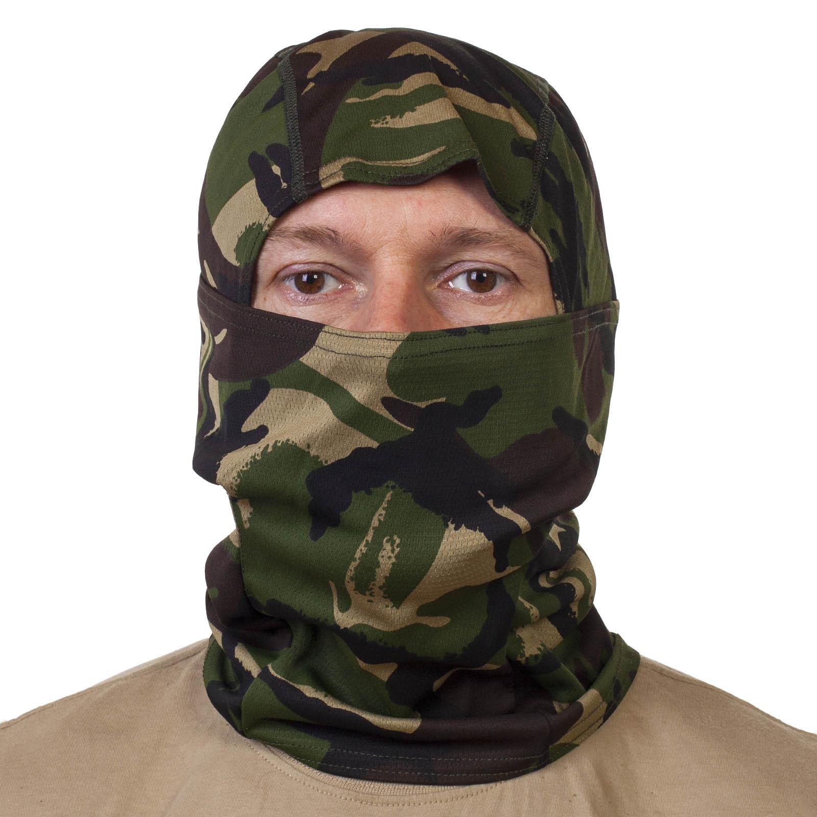 Оберегающая лицо маска-шлем Мультикам.