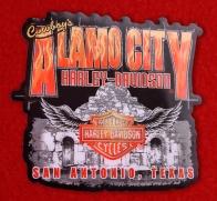 "Магнит ""Harley-Davidson, Alamo City"""