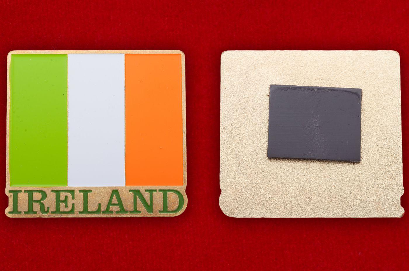 "Магнит ""Ирландия"" - общий вид"
