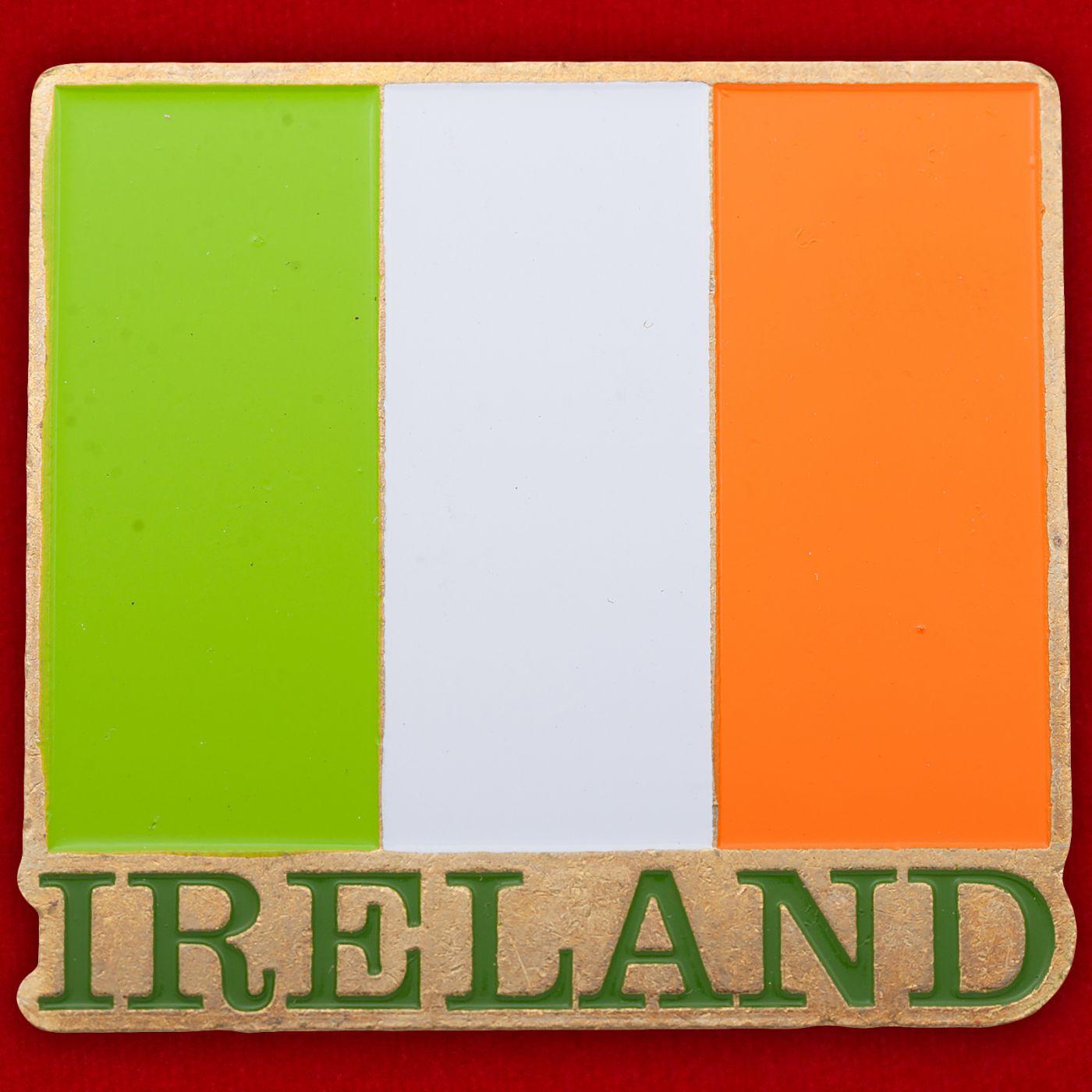 """Магнит """"Ирландия"""""""