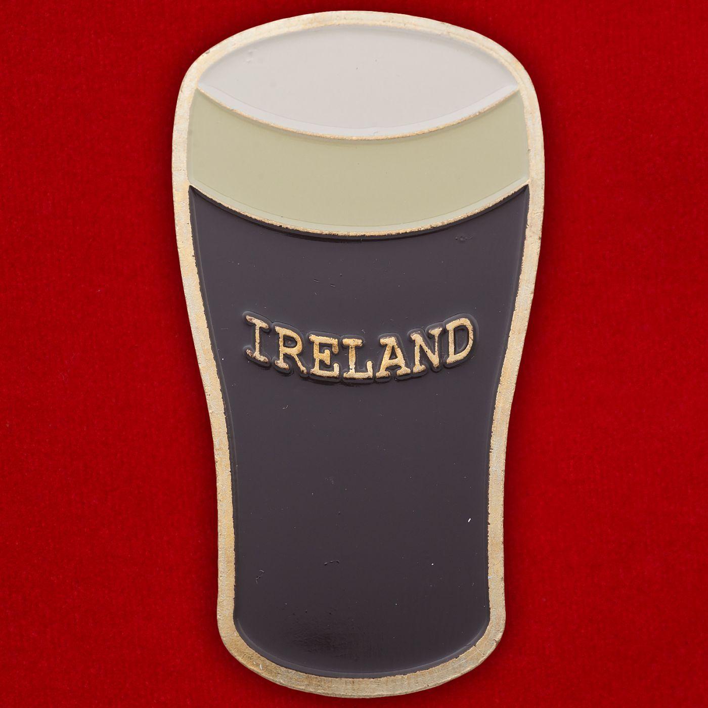 """Магнит """"Ирландское пиво"""""""