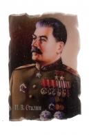 Магнит с портретом Сталина