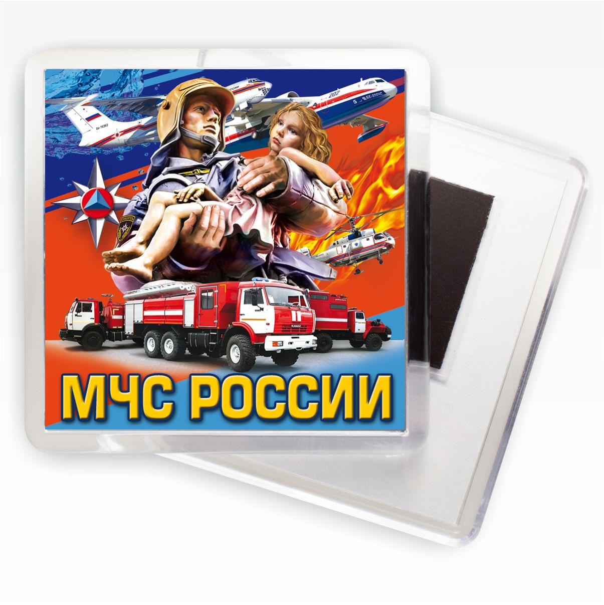 """Магнит """"Спасатель МЧС"""""""
