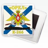 Магнитик Флаг К-266 «Орел»