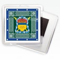Магнитик «Оренбургское казачье войско» знамя