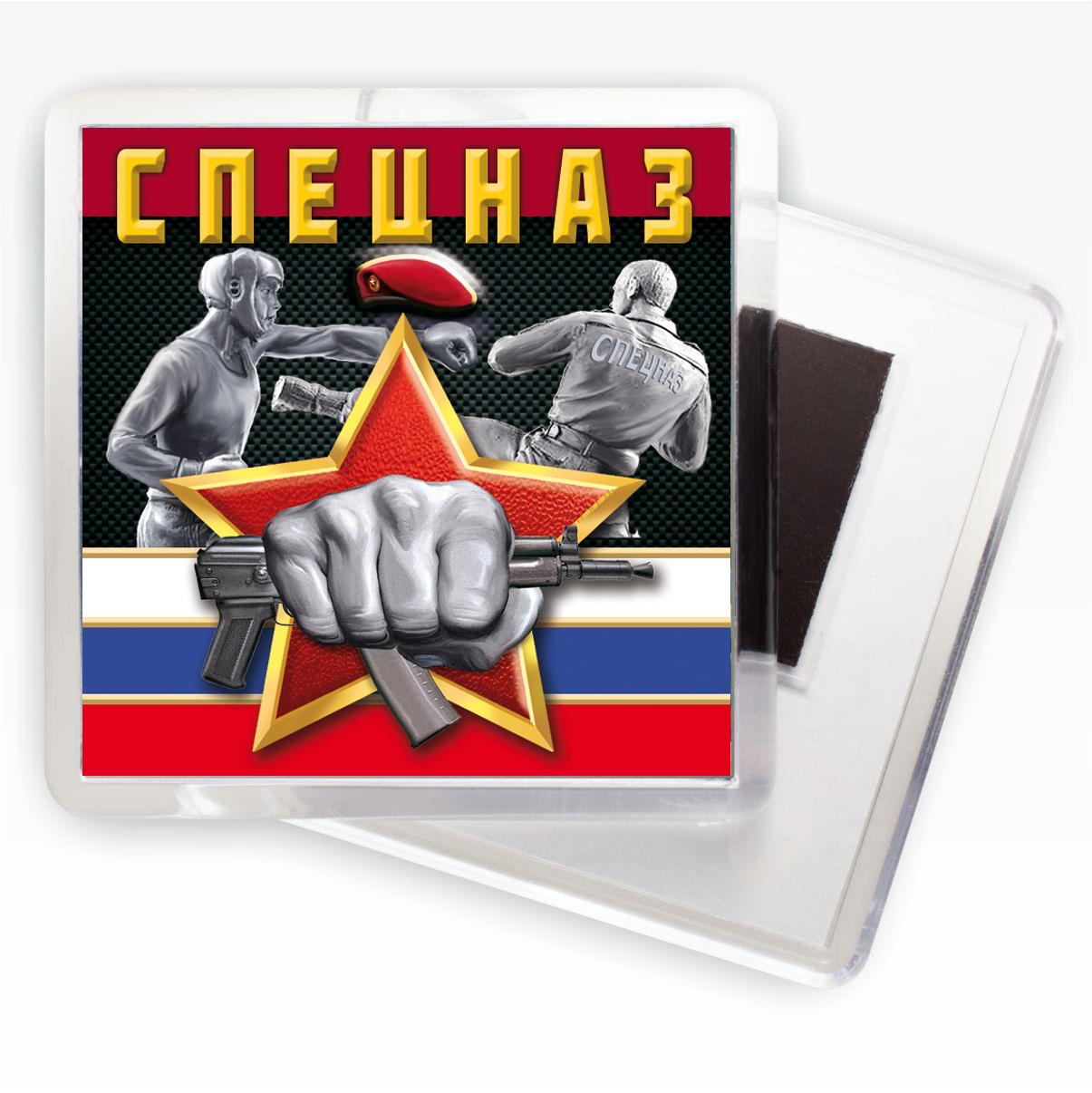 """Магнитик """"Спецназ ВВ России"""""""