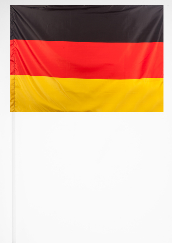 Махательный флажок Германии