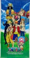 Махровое большое полотенце с персонажами Nepec