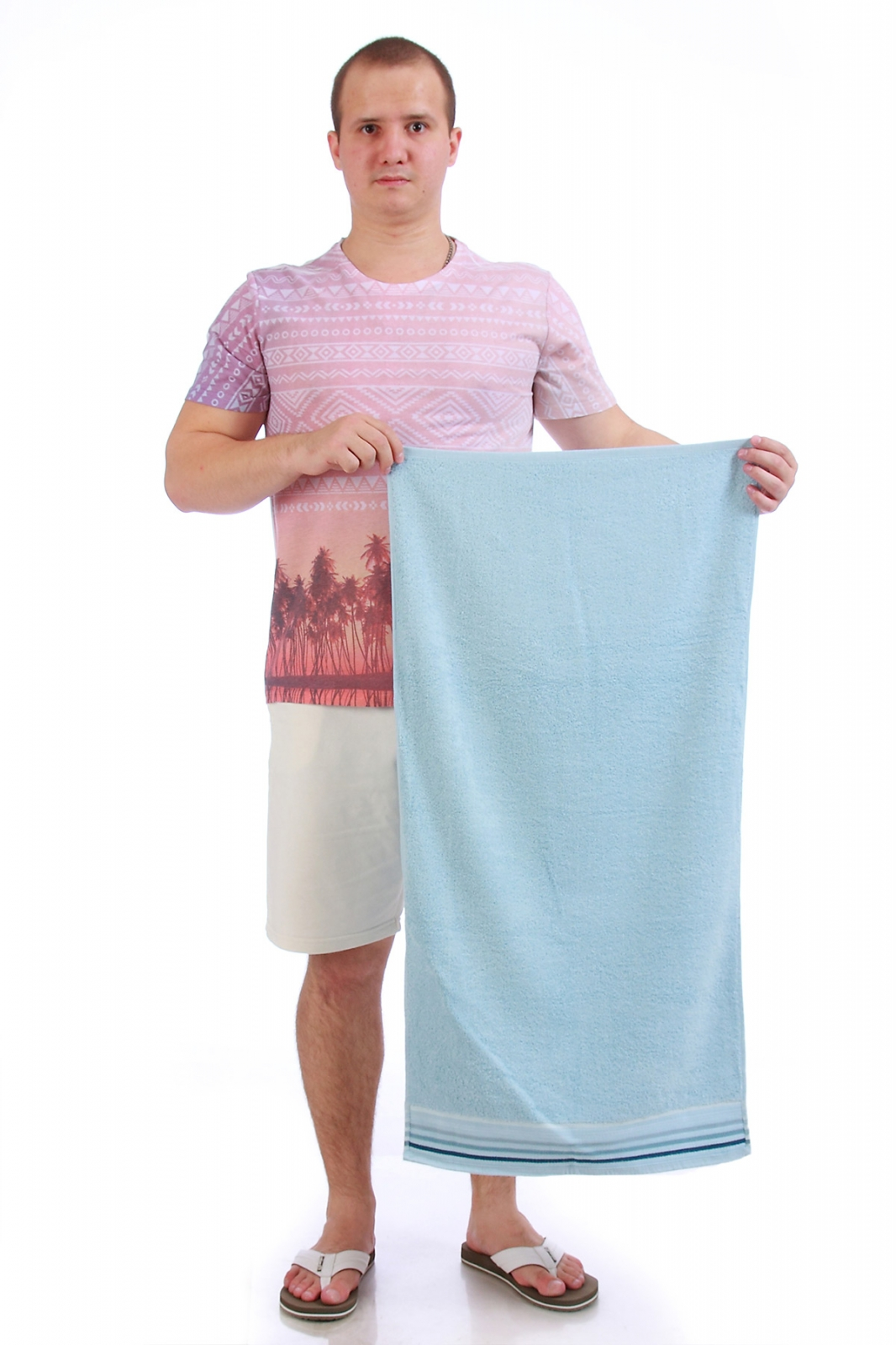 Махровое полотенце - купить онлайн с доставкой