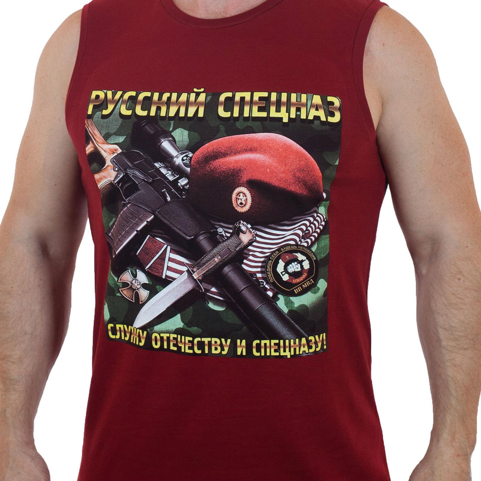 """Майка """"Русский спецназ"""""""