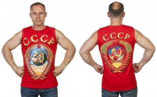 Заказать майки СССР
