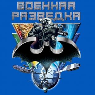 """Майка """"Военная разведка"""" - принт авторский"""