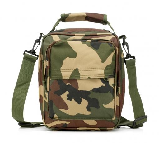 Маленькая сумка через плечо MOLLE купить недорого