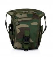 Маленькая сумка на пояс или бедро для охоты и рыбалки