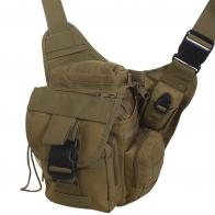 Маленькая тактическая сумка через плечо