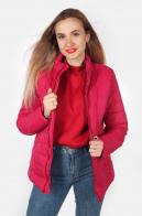 Малиновая женская куртка Urb.