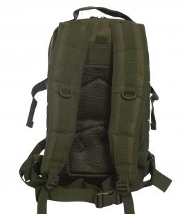 Малообъемный штурмовой рюкзак хаки-олива - заказать онлайн
