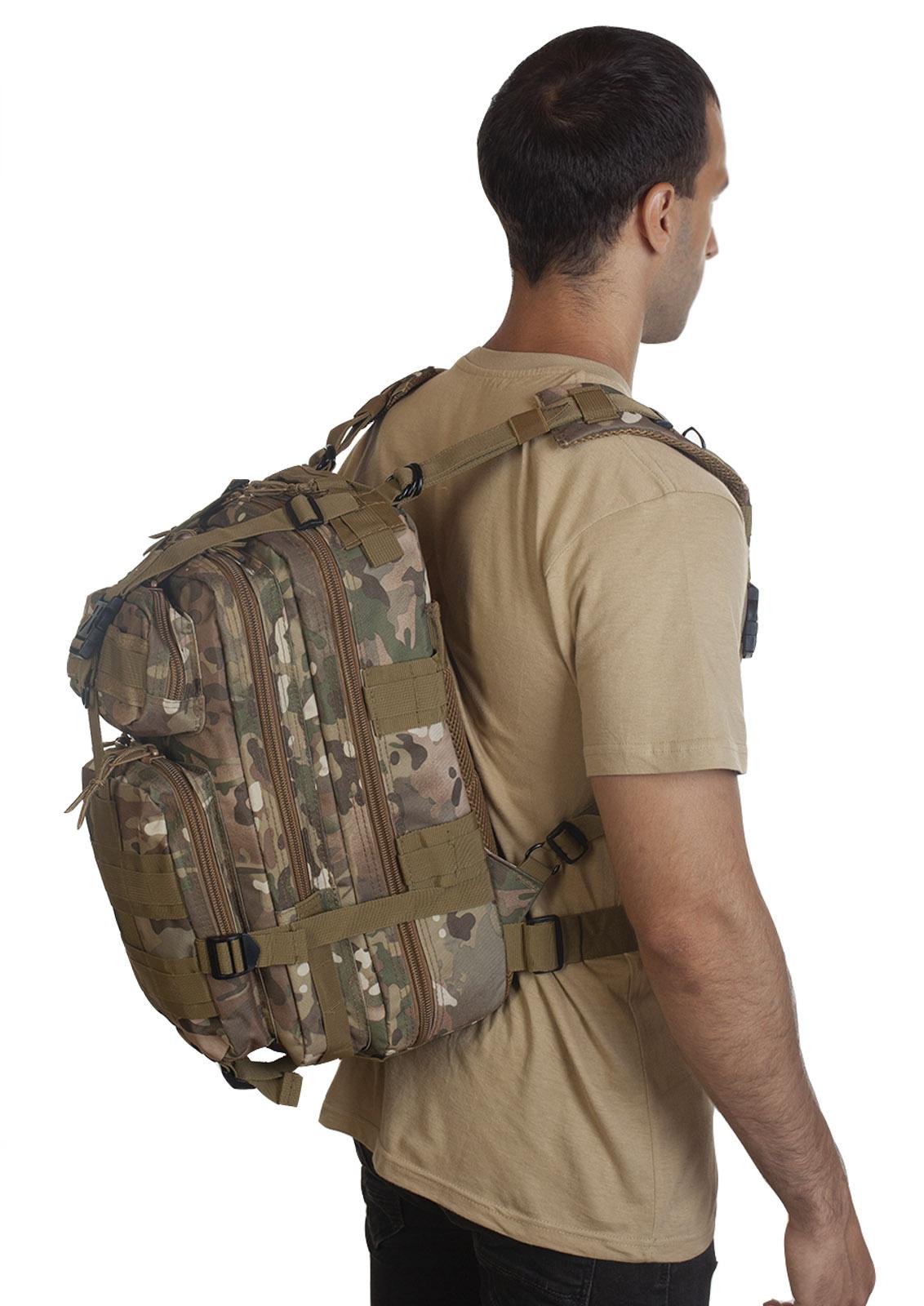 Малый штурмовой рюкзак камуфляжа Multicam CP по лучшей цене