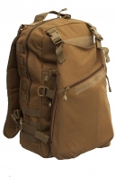 Малый военный рюкзак (20 литров, койот)