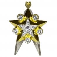 Маршальская Звезда большого типа на подставке