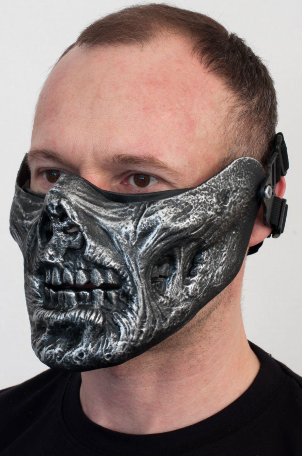 """Купить маску """"Челюсть черепа"""" по специальной цене"""