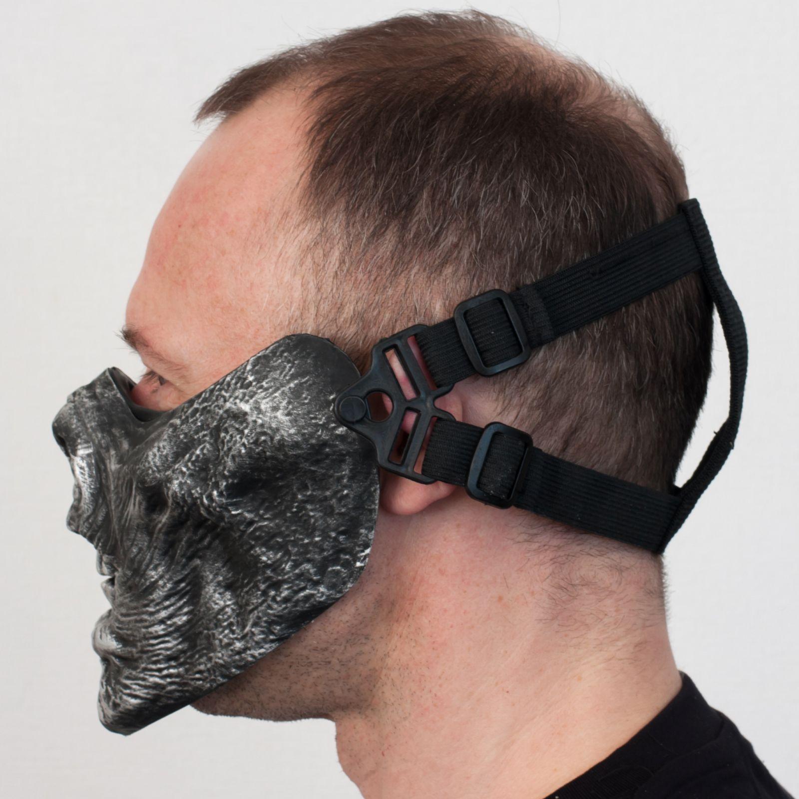 """Заказать маску """"Челюсть черепа"""""""