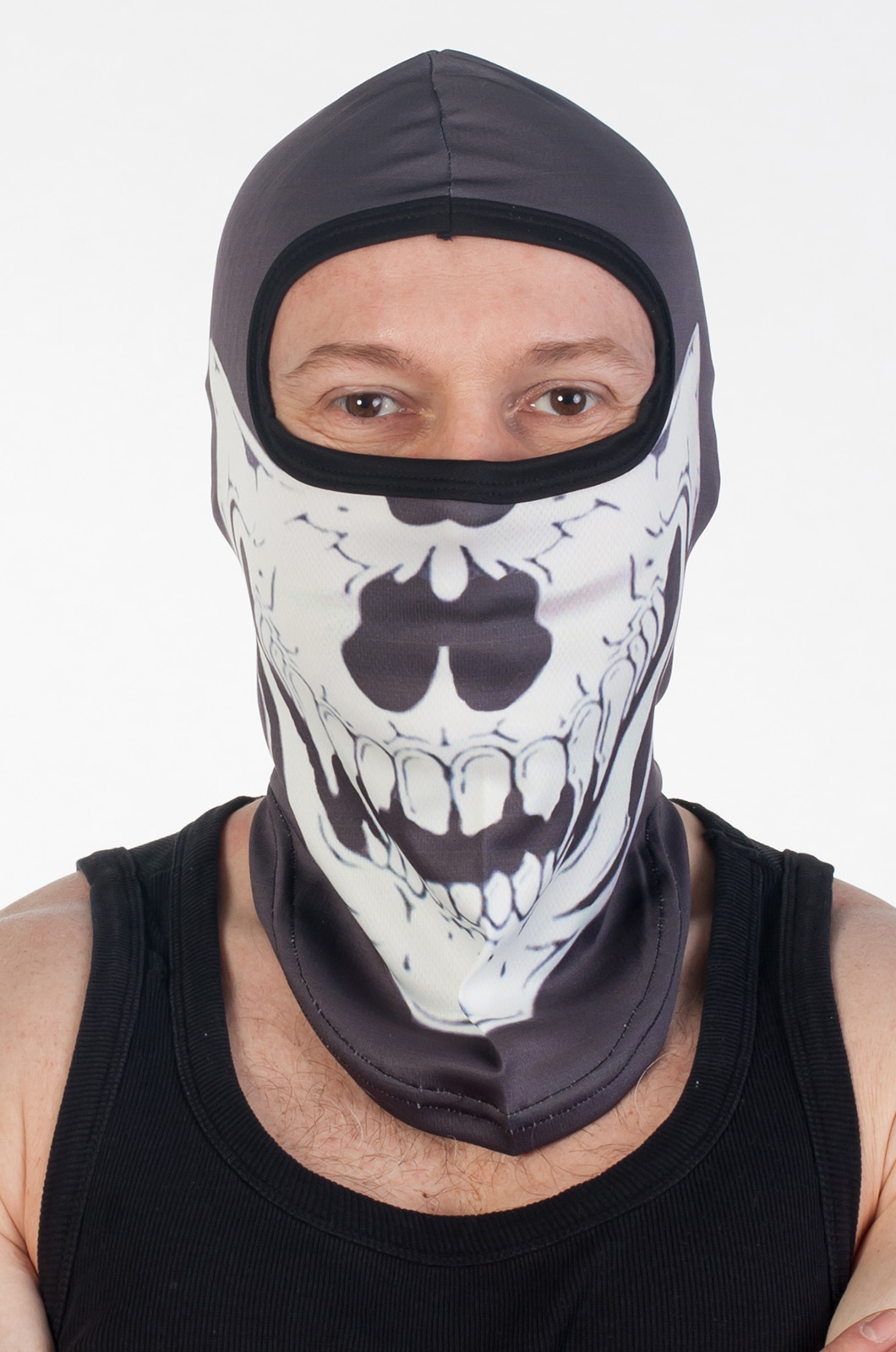 Купить маску Череп (балаклава) в интернет-магазине Военпро