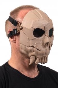 Маска-череп для пейнтбола