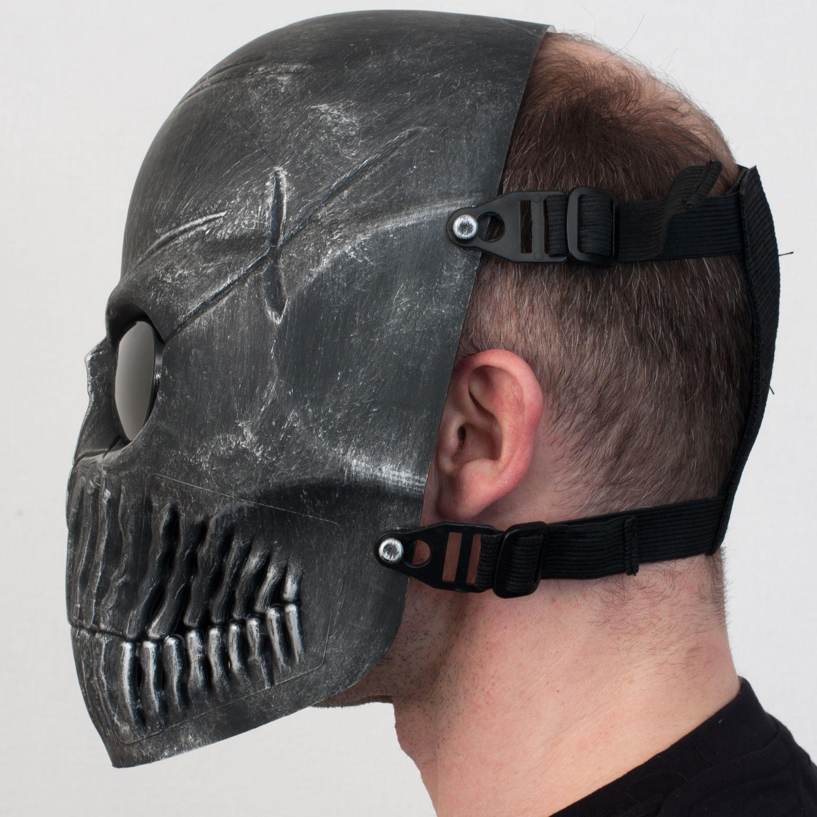 Маска-череп для тактических игр