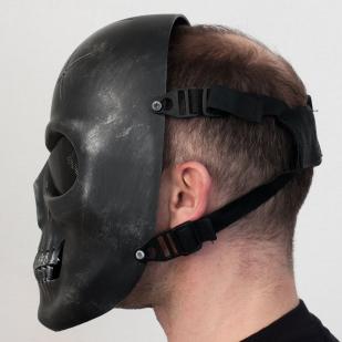 """Заказать маску для пейнтбола """"Череп"""""""