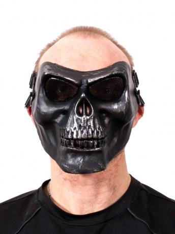 Байкерская маска-череп